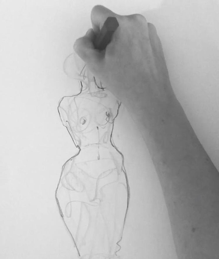 Drink and Draw - The Figure One image