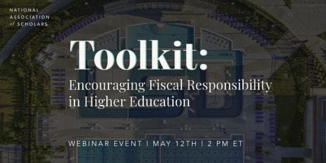 Toolkit: Encouraging Fiscal Responsibility in Higher Education tickets