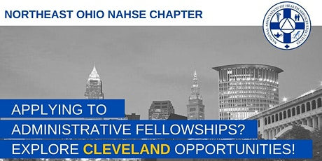 Cleveland Administrative Fellowship  Overview tickets