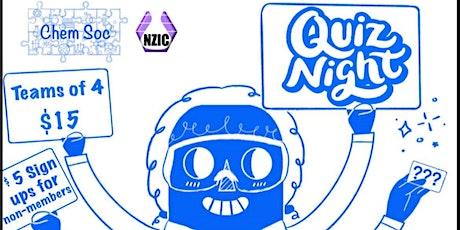 TriSci Quiz Night tickets