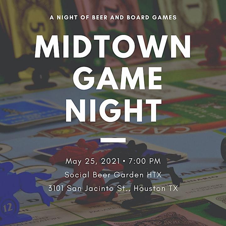 Midtown Game Night image