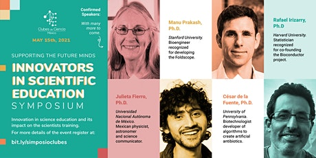 Supporting the future minds: innovators in scientific education tickets