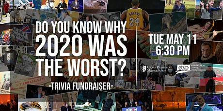 Virtual Trivia - Do You Know Why 2020 Was the Worst? tickets