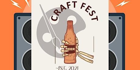 Craft Fest tickets