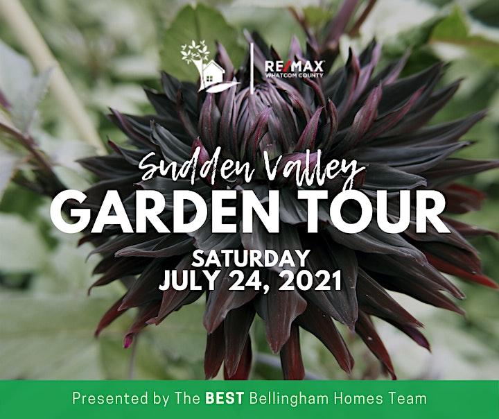 Sudden Valley Garden Tour | Garden Stop Registration image