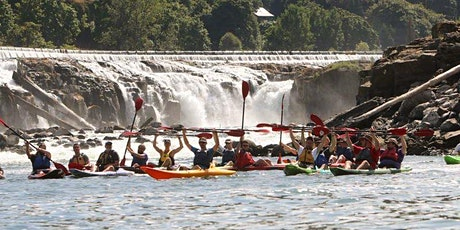 Paddle down the Willamette River with Vive NW and eNRG Kayaking! tickets
