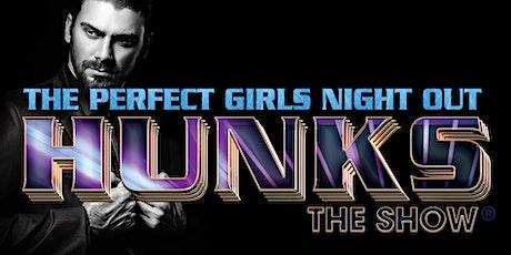 HUNKS The Show at Jay's Sandbar (Jacksonville, AR) 5/22/21 tickets