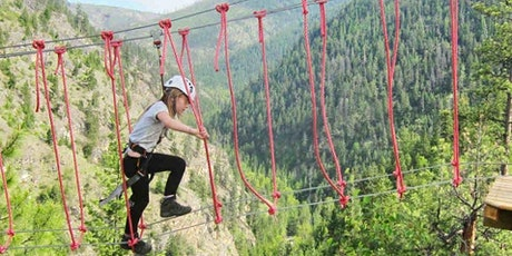 Myra Canyon Glow in the Dark Adventure Park tickets