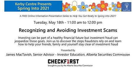 Recognizing and Avoiding Investment Scams tickets