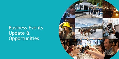 Business Events update and opportunities - Westport tickets