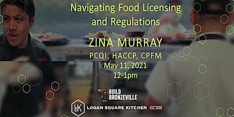 Navigating Food Licensing and Regulations billets