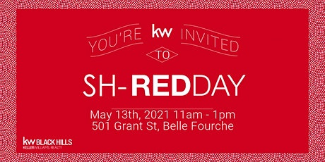 SH-RED Day - Keller Williams Black Hills tickets