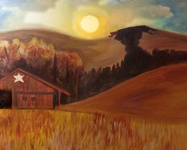 Come Paint With Us Star Barn! image