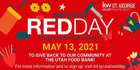 So. Utah R.E.D. Day | Utah Food Bank tickets