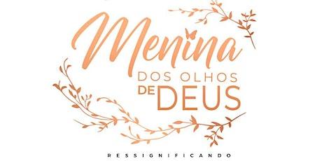 MENINA DOS OLHOS DE DEUS  (FCO) bilhetes