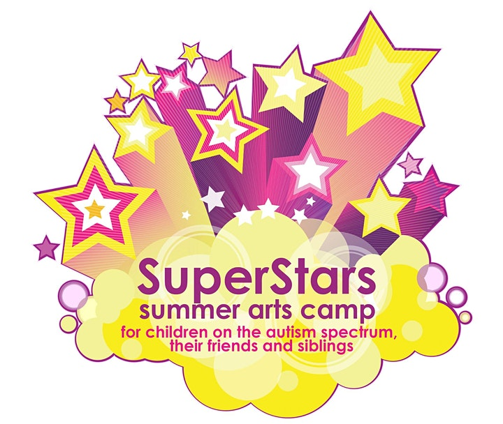 Super Stars Autism Society SE WI August In Person Summer Camp image