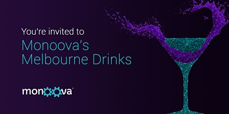 Monoova's Melbourne Drinks tickets