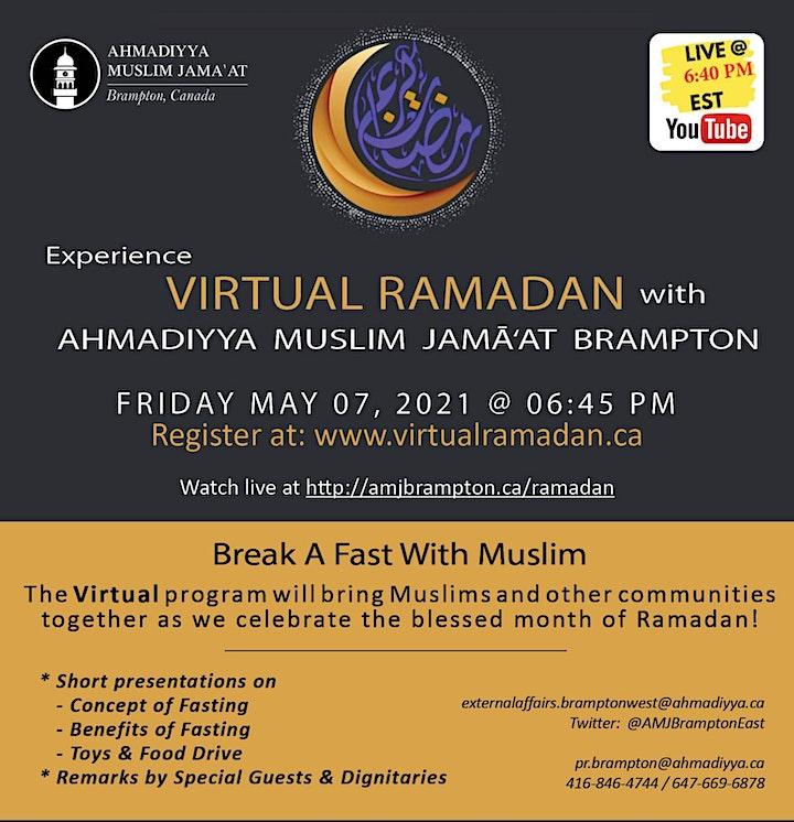 FREE - Fast With Muslims: Virtually Ramadan image