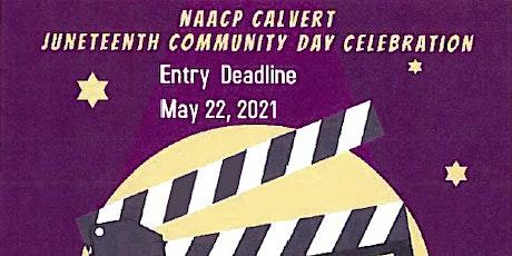NAACP Calvert Juneteenth Community Day Celebration Talent Show On June 19 tickets