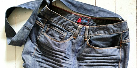 Jeans into Bags Workshop tickets