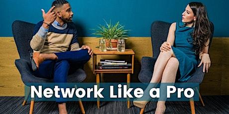 Network Like a Pro tickets