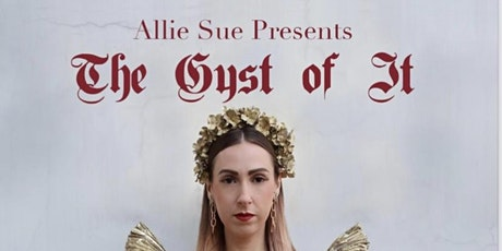 GYST: Getting Your Sh*T Together: An Interactive Experience w/ Allie Sue tickets