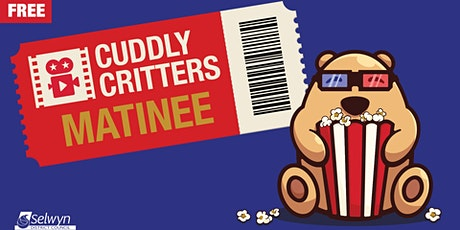 Cuddly Critters Matinee tickets