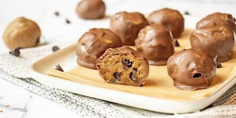 Online Moederdag workshop - Chocolade maken tickets