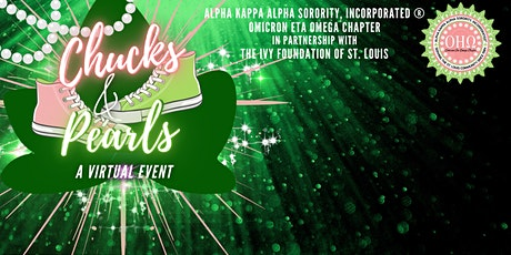 Alpha Kappa Alpha Sorority, Inc.Omicron Eta Omega Chapter Chucks and Pearls tickets