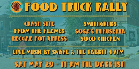 Food Truck Rally at the Florence Brewing Company May 29th tickets