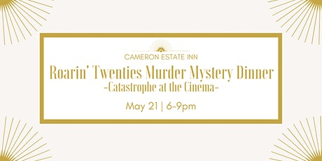 Catastrophe at the Cinema- A Murder Mystery Dinner tickets