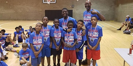 30th All-Pro Basketball Camp (Boys) tickets