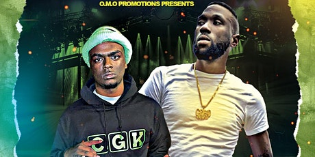 TRAPPERMAN DALE X EBG JIZZLE  LIVE tickets