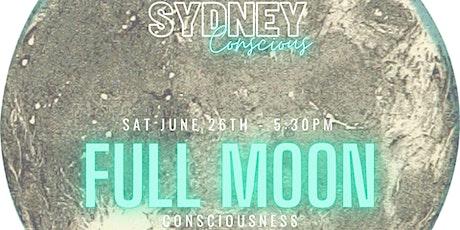 SCG - Full moon women's circle - Meetup #14 - CONSCIOUSNESS - Moon group tickets