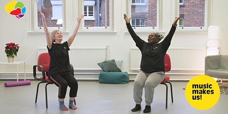 Music Makes Us! Dance & Physiotherapy workshop, WRAD tickets