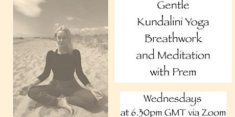Gentle Yoga, Breathwork & Meditation tickets