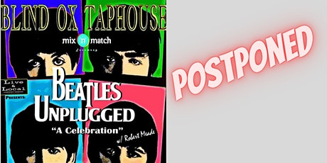 Beatles Unplugged LIVE tickets