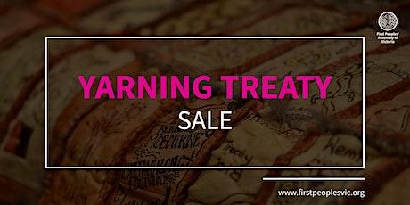 Yarning Treaty — Sale tickets