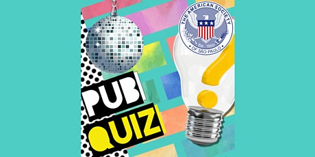 AmSoc Pub Quiz tickets