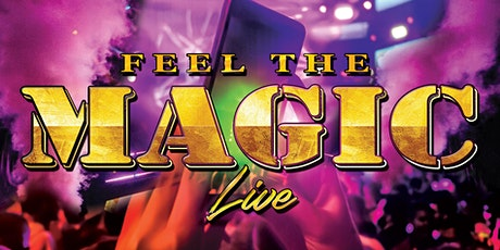 FEEL The MAGIC at The Token Lounge (Westland, MI) 7/21/21 tickets