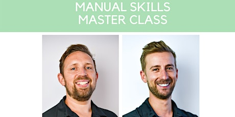 Manual Skills Master Class - Level 1 Spine tickets