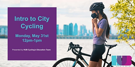 Intro to City Cycling tickets