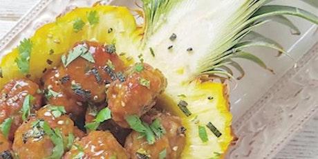 808 Eats - Pineapple Teriyaki Meatballs with Chef Rosa Mariotti tickets