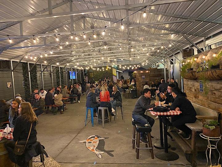 HellaSecret Outdoor Comedy Night @ Secret Beer Garden (Marina) image