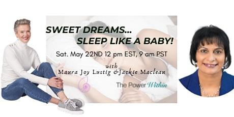 Sweet Dreams!  Sleep like a Baby with Hypnotherapy! tickets