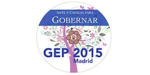 GEP 2015: Arte y Ciencia para Gobernar