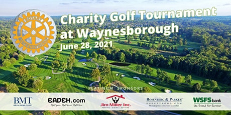 Charity Golf  Tournament at Waynesborough tickets