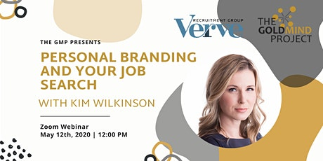 Personal Branding and Your Job Search tickets