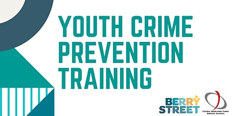 Youth Crime Prevention Training tickets