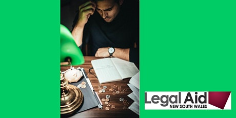 Cowra Library:  Your Money and the Law - Law Week Workshop tickets